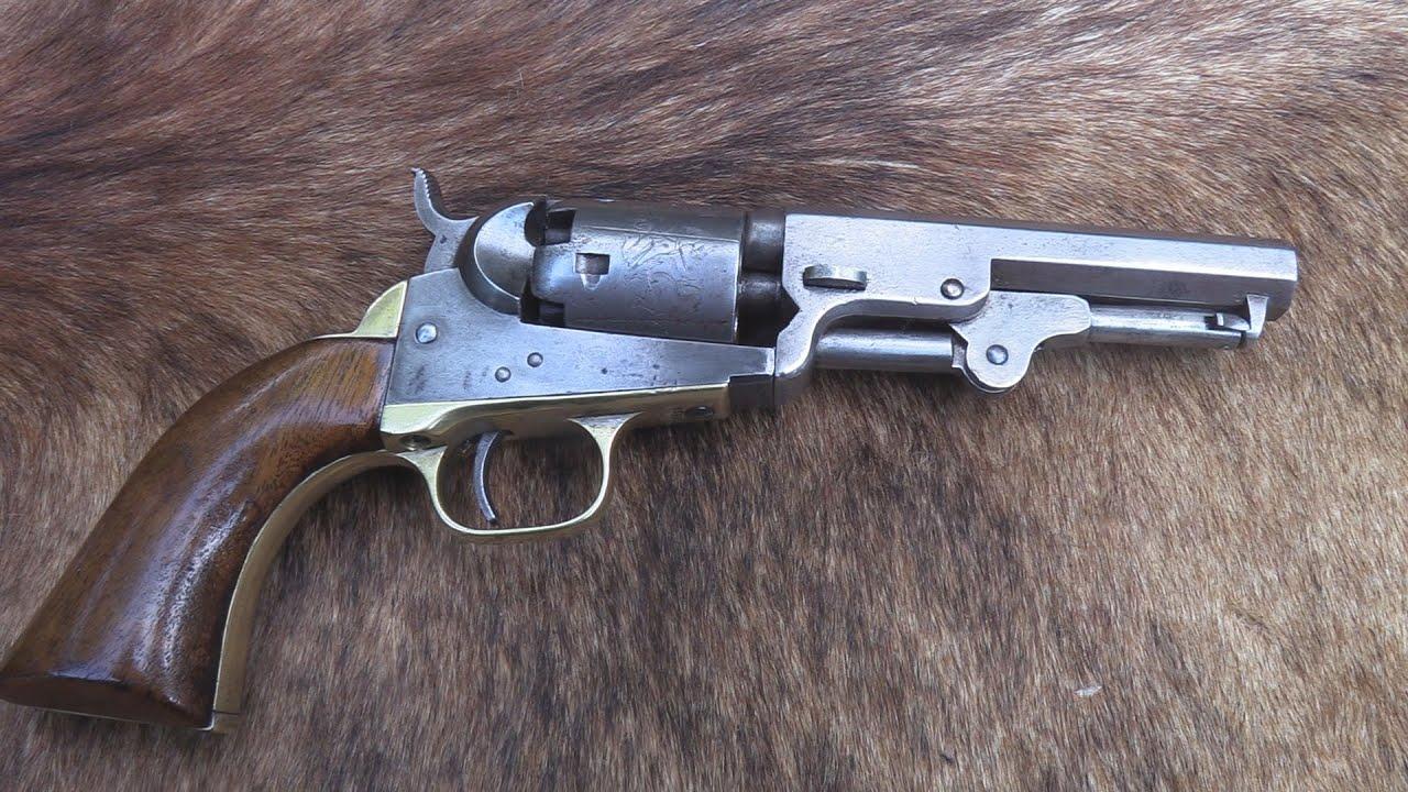 Colt 1849 Pocket Pistol