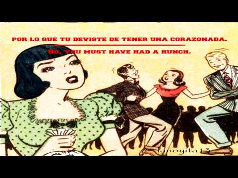 Mary Wells- you beat me to the punch letra en español