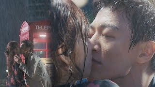 Park Shin Hye Kim Rae Won Romantic Kiss In The Rain The Doctors 닥터스 EP06