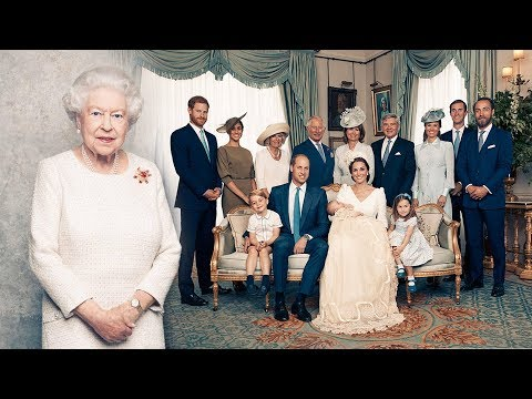 The way William & Kate made the Queen be a part of Prince Louis