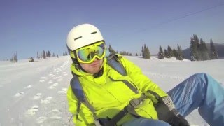 видео Горнолыжные курорты Башкирии