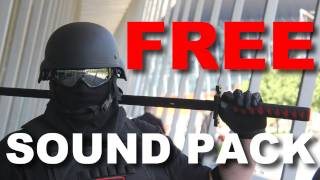 Free Sound Effects for your Action Films! | LSF Sound Pack
