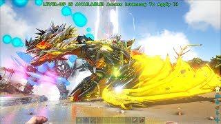 ARK: Survival Evolved Online #41 - Đi săn khủng long và Siêu Boss cùng em Xì Trum =))