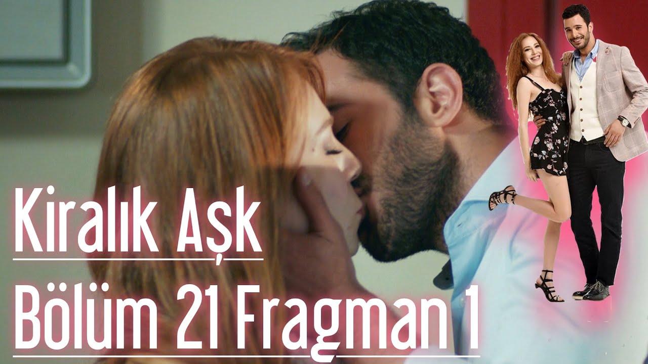 Kiralık Aşk 21.Bölüm Fragmanı izle