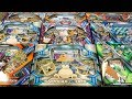 Pokemon Opening - 10 GX Collection Boxes - GX Pokemon Cards