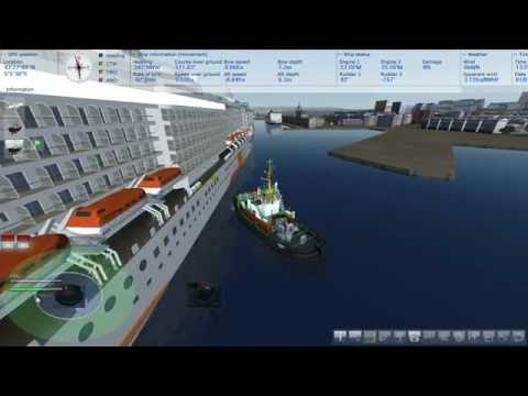 Ship Simulator 2008 Manobra