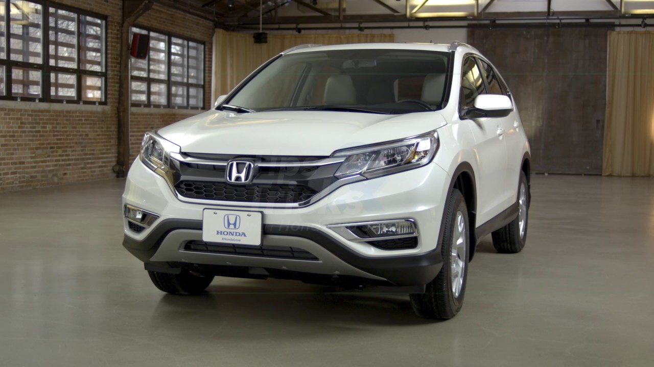 Perfect Screen Brightness In The 2016 Honda CR V | Lundgren Honda Of Greenfield
