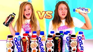 Don't Choose The Wrong Milkshake Slime Challenge