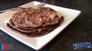 Best Protein Pancakes Ever!!! Inspired By Chris Jones