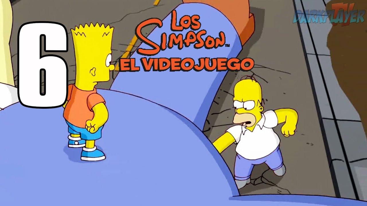 Descargar los simpsons el videojuego nds espanol