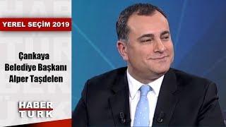Yerel Seçim 2019 - 21 Şubat 2019 (Çankaya Belediye Başkanı Alper Taşdelen)