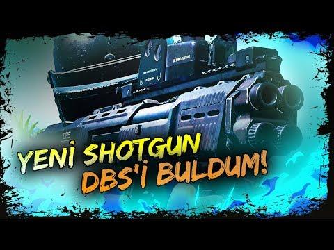 YENİ SHOTGUN DBS'İ BULDUM! [PUBG]