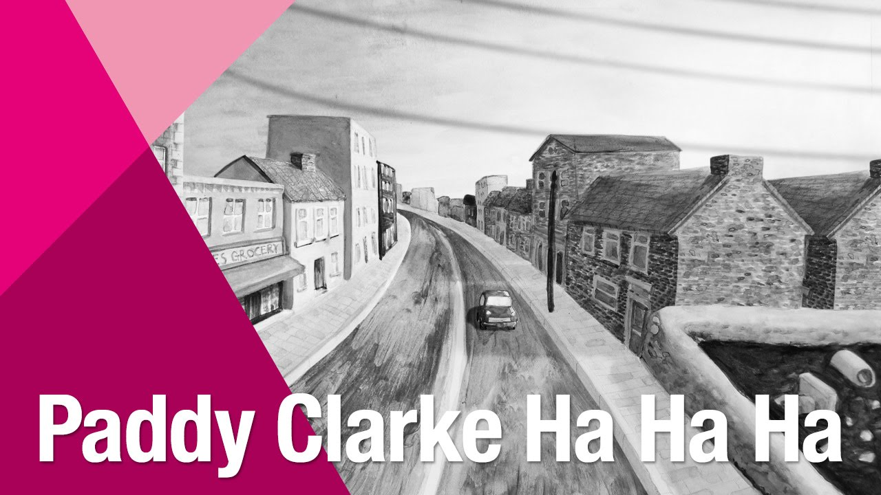 an analysis of paddy clarkes ha ha ha Roddy doyle: paddy clarke ha ha ha 21 question 21  more  developed answers are likely to analyse more complex features of language, and  to.