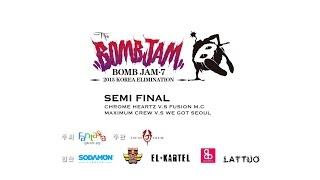 Semi Final|2015 BombJam Korea