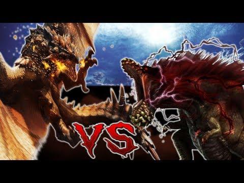 Monster Hunter World - All Monster Turf War (Includes Deviljho) thumbnail