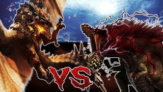 Monster Hunter World - All Monster Turf War (Includes Deviljho)