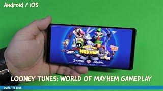Looney Tunes: World Of Mayhem Gameplay