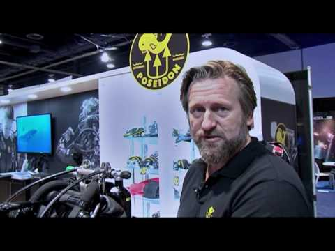 DEMA 2016 Review: Scubaverse talks with James from Poseidon Diving Systems