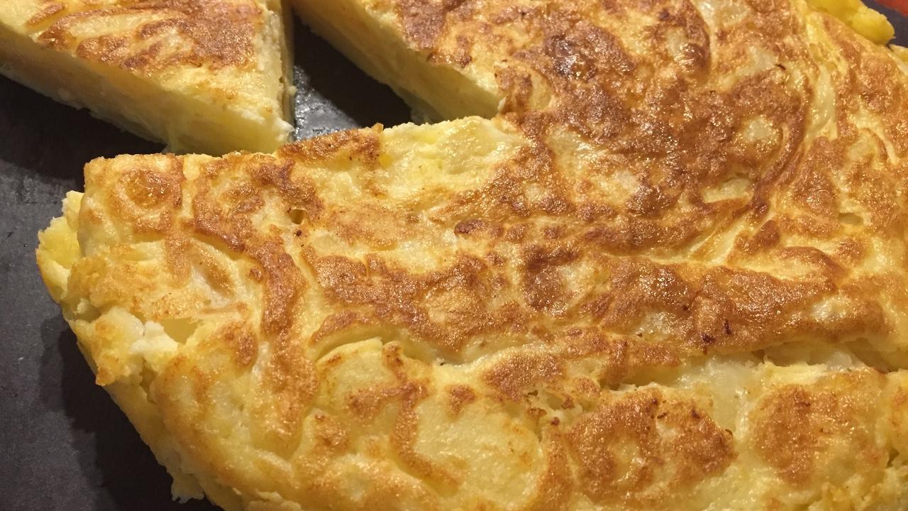 Tortilla de patatas en microondas youtube - Tortilla en el microondas ...