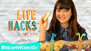 Lunch Hacks | LIFE HACKS FOR KIDS
