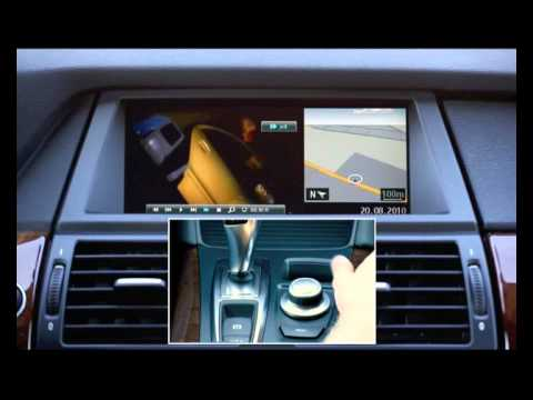dvbLOGiC / usbLiNK - Multimedia Interface am Beispiel des / for example with BMW iDrive System