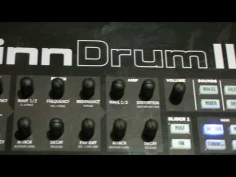 dave smith instruments presents linn drum 2 and prophet 08 module youtube. Black Bedroom Furniture Sets. Home Design Ideas