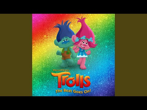 Hair In The Air (Trolls: The Beat Goes On Theme)