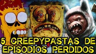 TOP: 5 creepypastas aterradoras de episodios perdidos