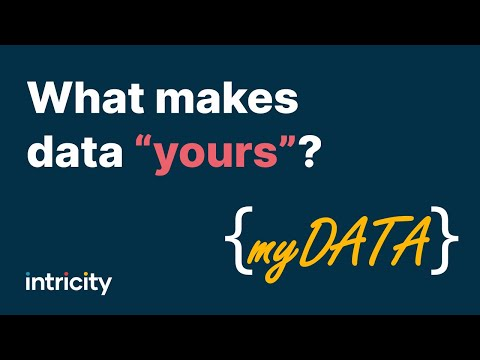"""What makes data """"yours""""?"""