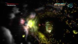 """Hyper Void"""" first boss battle gameplay  PlayStation 4"""