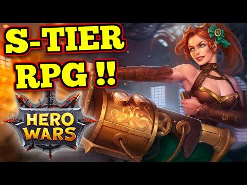 Hero Wars - Men's Choice Epic Fantasy RPG : First Impressions