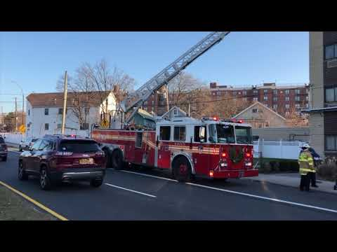 FDNY responds to fire in South Beach