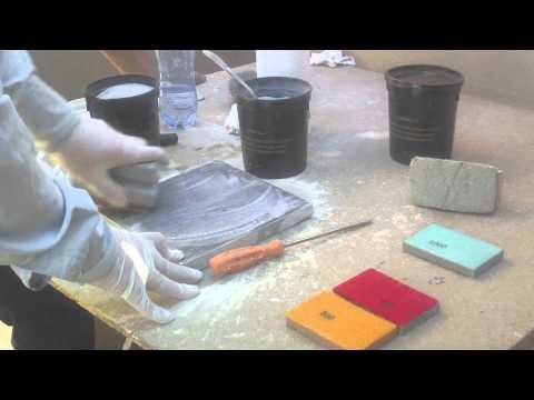 Marmo Rovinato Da Anticalcare.Marmo Rovinato Da Macchie Righe Corrosioni Di Anticalcare