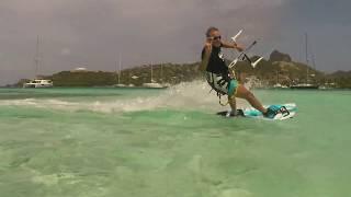 Kite Trip aux Grenadines - pisode II - Union