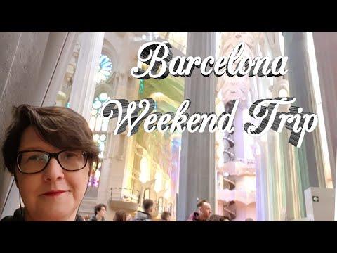 Barcelona trip vid. Feb 2018