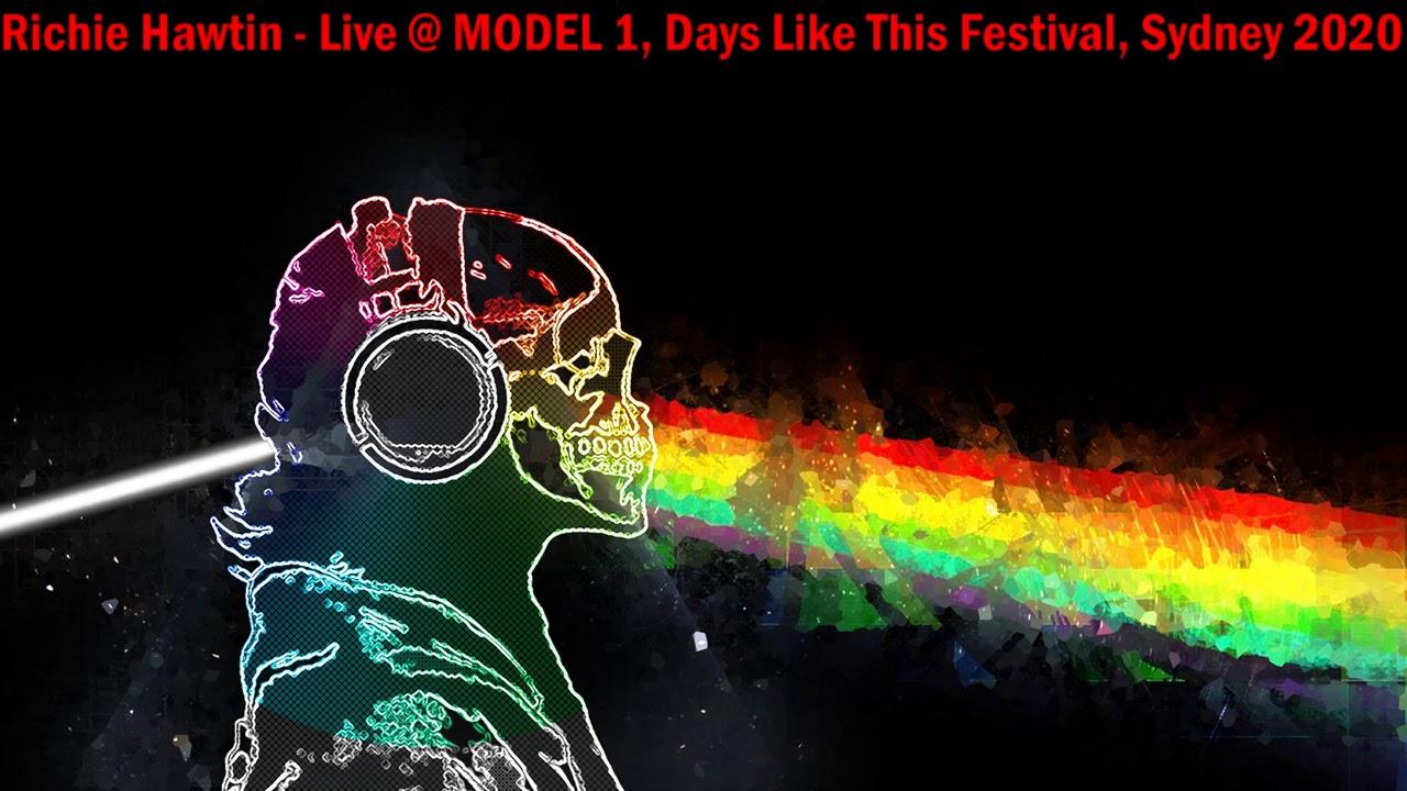 NEW Exclusive BORIS BREJCHA Minimal Techno Richie Hawtin - Live @ MODEL Days Like This Festival 2020