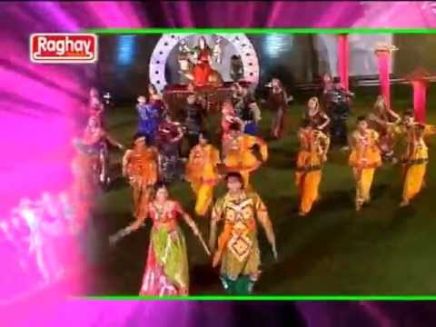 Kanji Kya Rami Avya-Gujarati New Latest Garba Dance Video Bhakti Song Of 2012 By Kavita Das