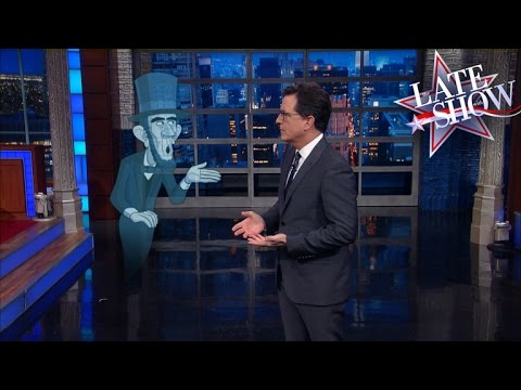 Abraham Lincoln's Ghost Responds To Trump's Gettysburg Address