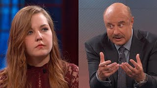 What Dr. Phil Thinks May Be Causing Young Woman To Live In Fantasy World thumbnail