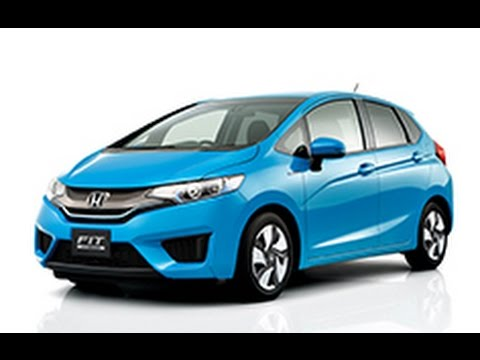 Honda Fit GP5