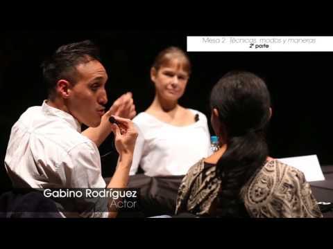 III Foro por el Cine Mexicano: el actor en el cine. Mesa 2