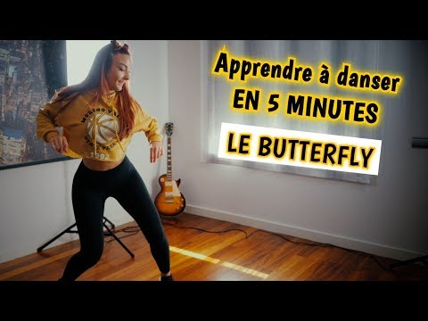 Apprendre à danser le butterfly (Dancehall) en moins de 5 minutes Ciara level up