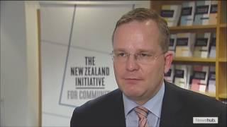 Dr Oliver Hartwich talks Brexit on Newshub
