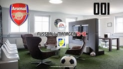 Lets Play Fussball Manager 15 #001