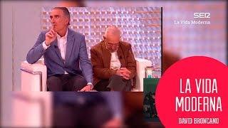 Se duerme otro yayo en el programa de Juan y Medio #LaVidaModerna