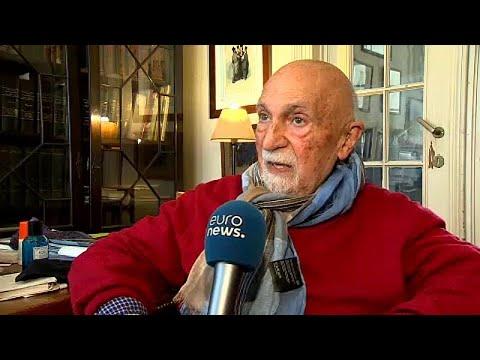بروفايل:سيمون غرونوفسكي..يهودي نجا من المحرقة النازية..ما الذي جرى في 1943/04/19؟…