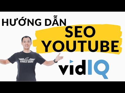 Cài đặt vidiq chrome, đăng ký VidIQ, hướng dẫn sử dụng VidIQ   Eroca Thanh