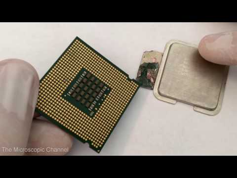 CPU Under Microscope [Overview] 1080p HD