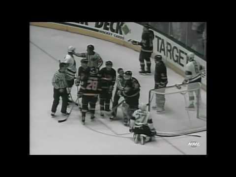 Canucks @ Kings - Game 2 1991 Playoffs