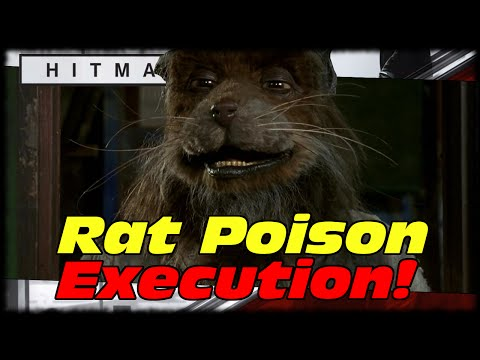 Rat Poison Execution! Hitman 2016 ''Not Fit For Human Consumption'' Challenge Mission Guide!